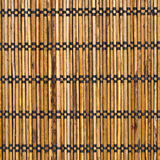 Wicker mat surface Royalty Free Stock Photo