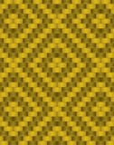 Wicker Or Rattan Pattern Stock Photography