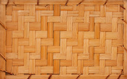 Wicker pattern Stock Photography