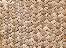 Wicker pattern Stock Images