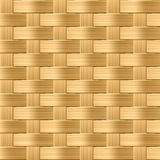 Wicker pattern. Seamless pattern. Royalty Free Stock Photo