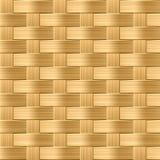 Wicker Pattern. Seamless Pattern. Royalty Free Stock Photo