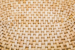 Wicker place mat background Stock Images