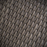 Wicker or rattan bamboo royalty free stock photo