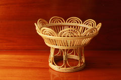 Wicker from rattan2 Royalty Free Stock Image