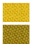 Wicker or rattan pattern Stock Photos