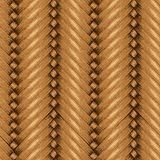 Wicker Seamless Background, Wooden Basket Textured Stock Images