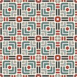 Wicker seamless pattern. Basket weave motif.   Royalty Free Stock Images