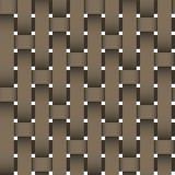 Wicker seamless texture Royalty Free Stock Photos