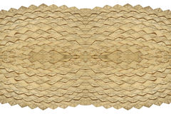 Wicker straw texture. Royalty Free Stock Photography