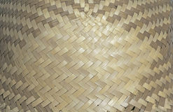 Wicker straw texture. Stock Photography