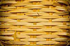Wicker surface Royalty Free Stock Photography
