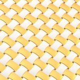 Wicker surface as a background Stock Photo
