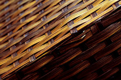 Wicker surface Royalty Free Stock Images
