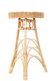 Wicker table Royalty Free Stock Photo