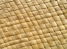 Wicker texture. A wicker texture close up royalty free stock images