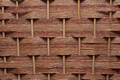 Wicker texture Stock Photos