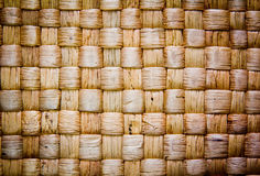 Wicker texture. Wicker basket texture made with squares royalty free stock image