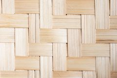 Wicker texture. Wicker basket texture close up Stock Image