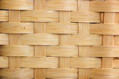 Wicker texture Stock Images