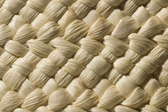 Wicker texture background Stock Photo