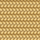 Wicker texture background. Asian basketwork style Stock Images