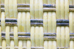 Wicker texture background. detail of weave seamless texture Stock Images