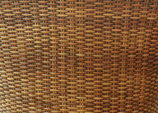 Wicker texture background Royalty Free Stock Photos