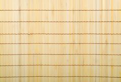 Wicker texture bamboo wood Royalty Free Stock Photos