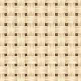 Wicker texture. Seamless background. Royalty Free Stock Images