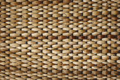 Wicker texture. Straw and thread wicker texture background royalty free stock photography