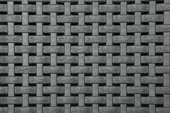 Wicker Texture, Weathered Brown Background Pattern Stock Image