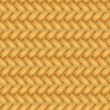 Wicker texture. Yellow wicker woven basket texture vectorial pattern Royalty Free Stock Photography