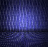 Wicker textured background. Dark blue wicker textured background royalty free stock photography