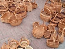 Wicker Stock Photography