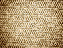 Wicker wall background texture Royalty Free Stock Photos