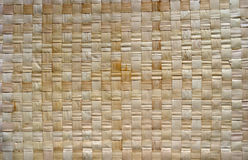 Wicker wall detailed Royalty Free Stock Images