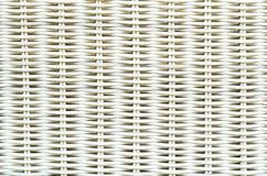 Wicker weave Stock Image