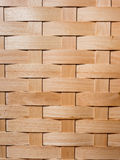 Wicker weaved background Stock Image