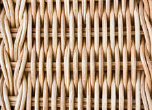 Wicker wood Royalty Free Stock Image