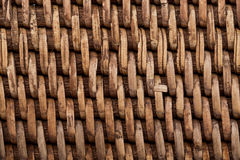 Wicker wood Royalty Free Stock Images