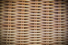 Wicker wood pattern Stock Photos