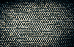Wicker wood pattern background Stock Photography