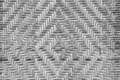 Wicker wood pattern Stock Photo