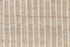 Wicker wood pattern background Royalty Free Stock Photography
