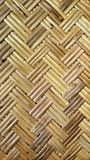 Wicker work stock photo
