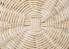 Wicker Woven Stock Image