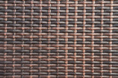 Wicker woven background Royalty Free Stock Image