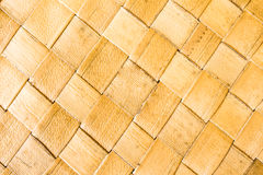 Wicker woven pattern background Royalty Free Stock Photo