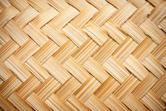 Wicker Woven Texture Royalty Free Stock Photos